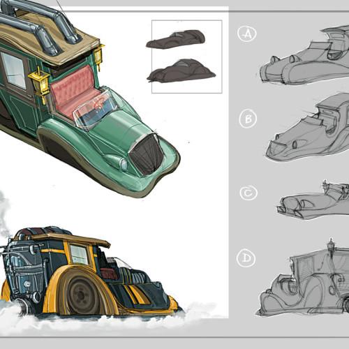 CAR - DESIGNS